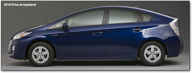 Toyota Prius III (2010-2015) road test / car review